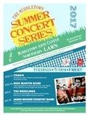 Middletown Arts Center Summer Concert Series