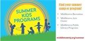 Summer Kids Programs