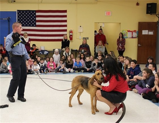 Jax at Port Monmouth Elementary School